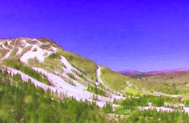 Bus Tours to Hunter Mountain White Mountains