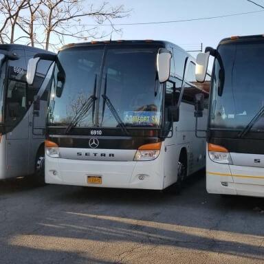 Ski Bus Depot