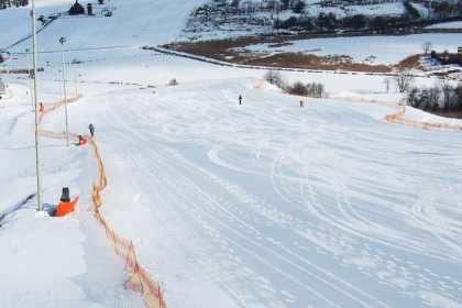 ski area - Windham mountain