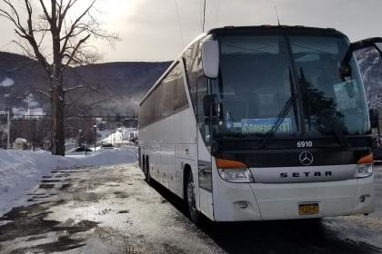Hunter Mountain Buses