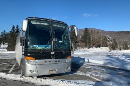 Hunter Mountain Ski Bus