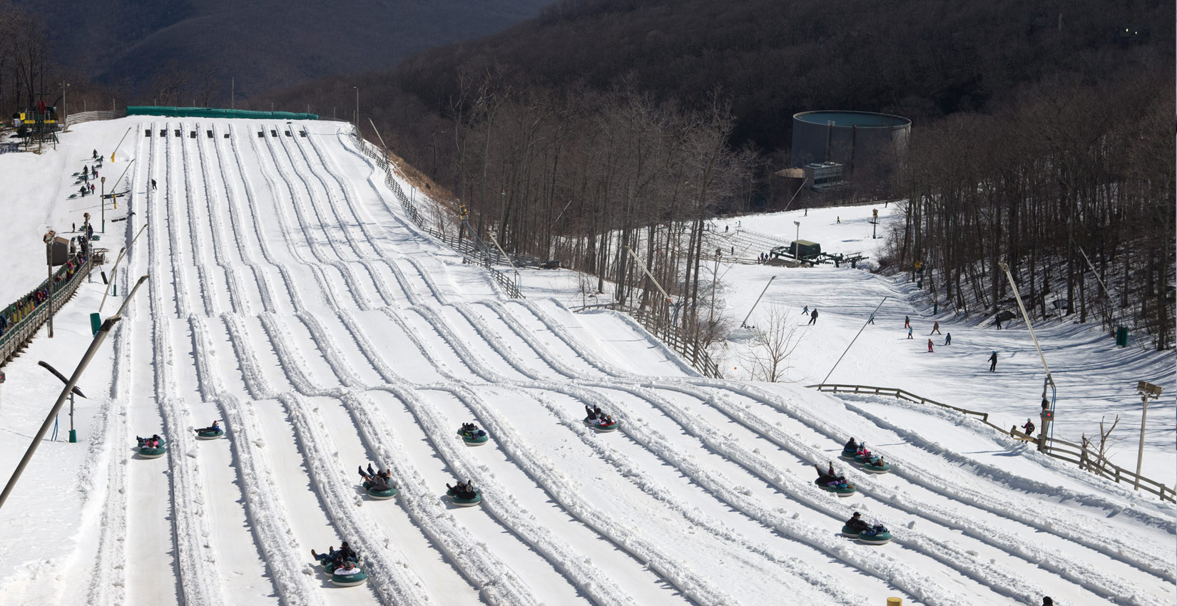 bus ski trips from new york