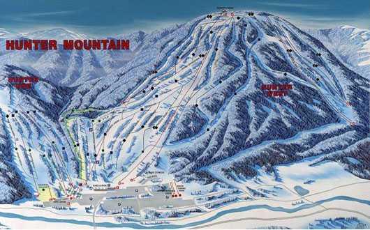 Ski Bus to HUNTER MOUNTAIN
