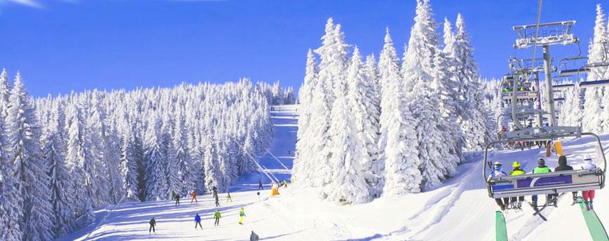 Ski Mountain Creek