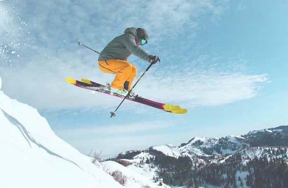 bus ski tours