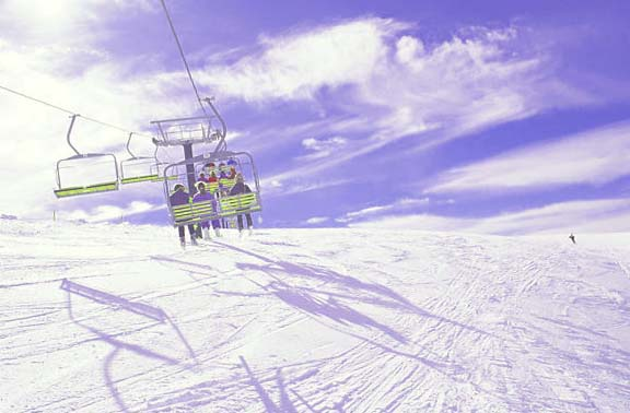 ski trip new york
